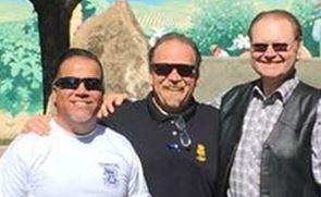Left: Director Peter Nunez, Middle: Director Jeff Roberts, Right: President Don Hunsucker