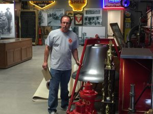 Jerry Smith, Fresno City Firefighters- Local 753