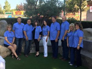 The Big Fresno Fair Board of Directors took their 2015 board picture at the Union Park. 10-7-2015